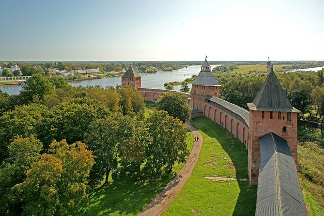 Private tour to Veliky Novgorod: a cradle of Ancient Russia