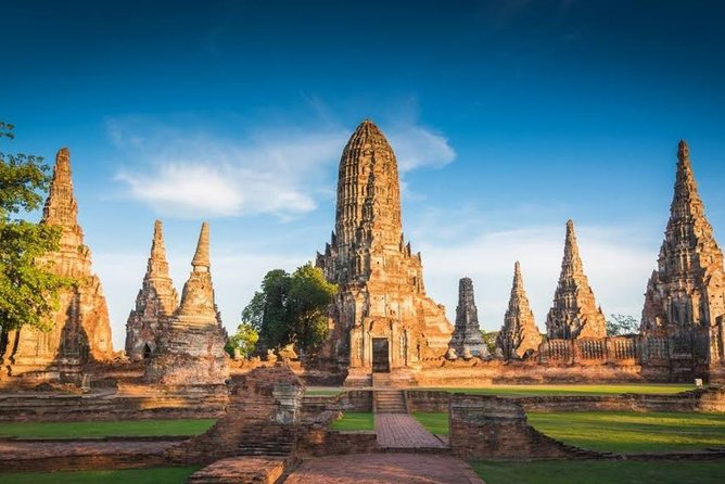 Join Tour Ayutthaya One Day back by Cruise photo 1