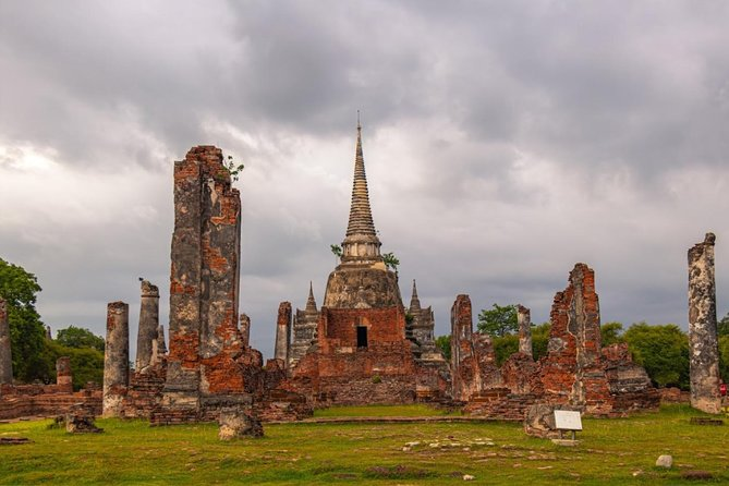 Join Tour Ayutthaya One Day back by Cruise photo 12