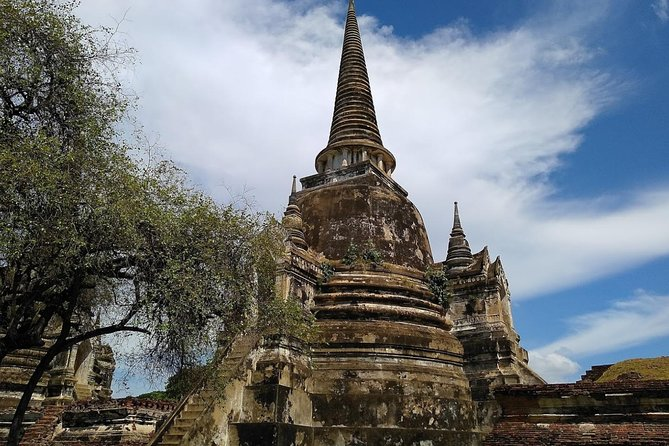 Join Tour Ayutthaya One Day back by Cruise photo 4