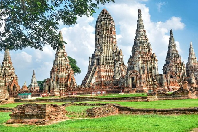 Join Tour Ayutthaya One Day back by Cruise photo 11