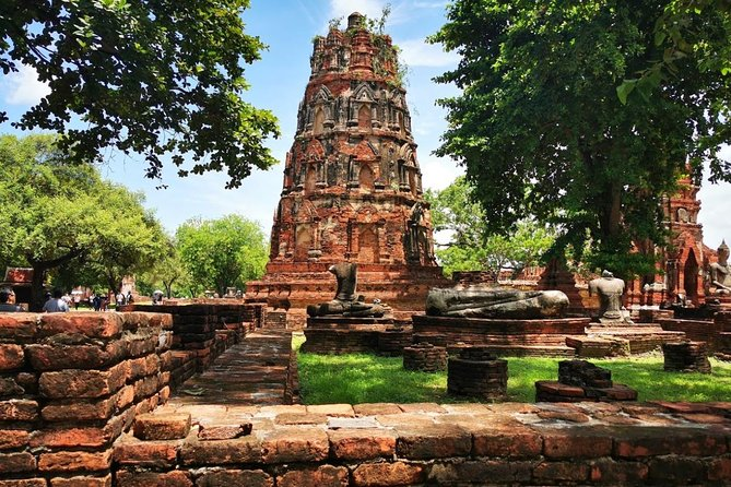 Join Tour Ayutthaya One Day back by Cruise photo 2