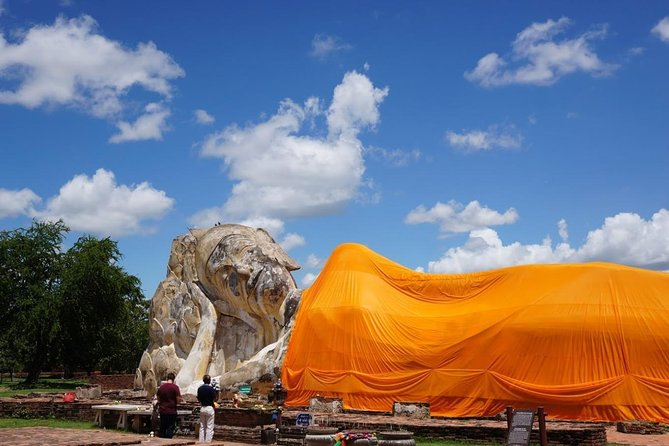 Join Tour Ayutthaya One Day back by Cruise photo 10
