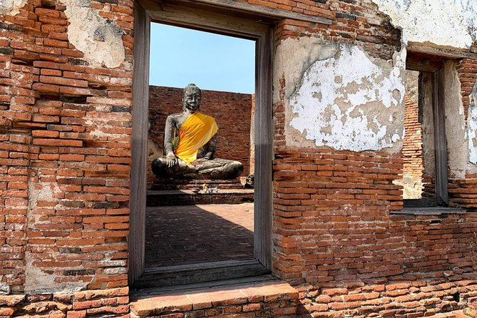 Join Tour Ayutthaya One Day back by Cruise photo 7