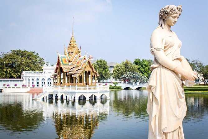 Join Tour Ayutthaya One Day back by Cruise photo 14
