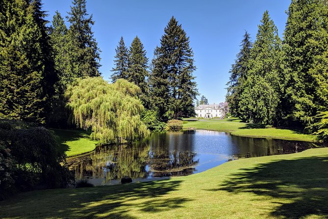 Bainbridge Island Wine and History - Private Luxury Day Tour with Lunch
