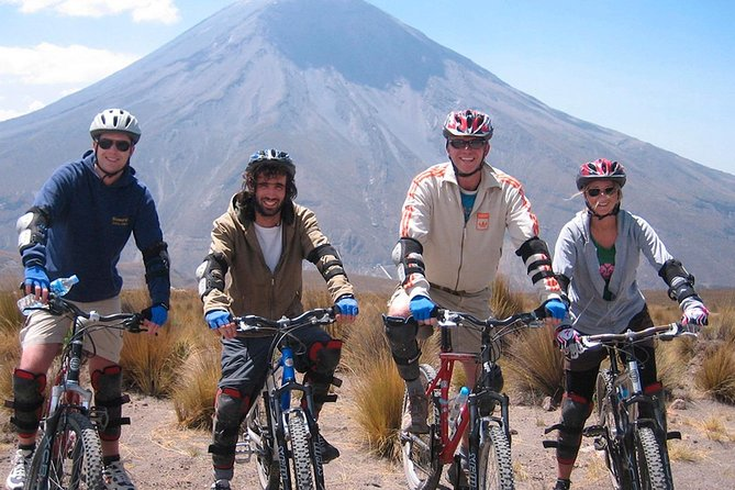 Downhill Tour - Mountain Bike in Arequipa