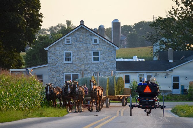 Amish Family Dinner Tour including Amish Farm and House