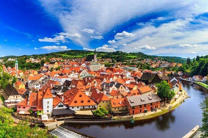 Private transfer from Prague to Salzburg (MPV 4 pax )