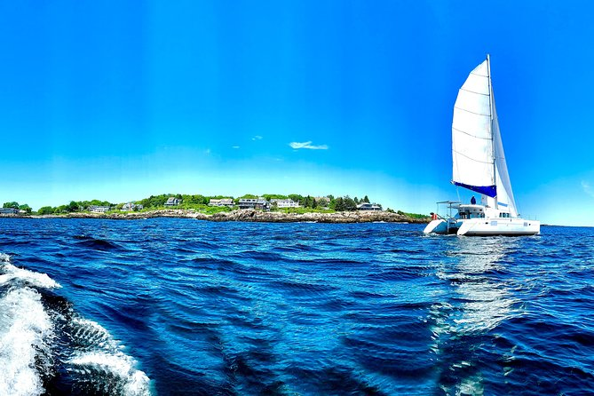 Luxury Catamaran Sailing Charters in Maine