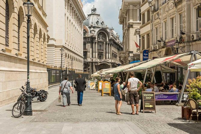 Discover Bucharest In a Half Day Tour