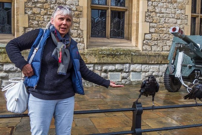 Tower of London with Russian speaking guide