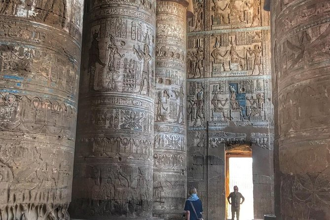 Day Tour To Dendera Temple & Luxor From Hurghada