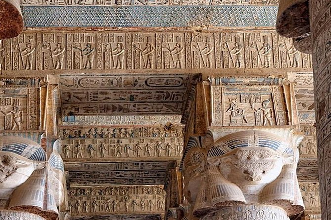 Tour to Dendera & Abydos Temples photo 3