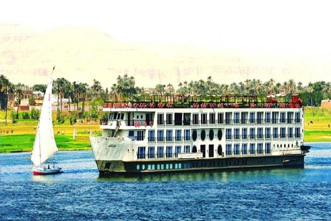 From Aswan All Inclusive 2-Night 5-Star Nile Cruise