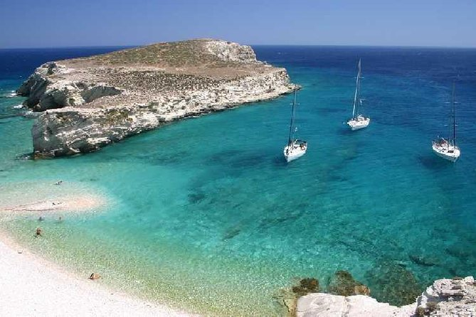 Semi Private Day Sailing Cruise From Mykonos With Option Delos Island photo 7