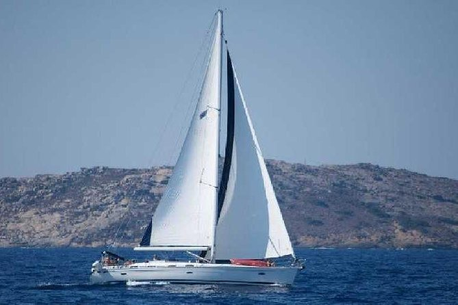 Semi Private Day Sailing Cruise From Mykonos With Option Delos Island photo 4