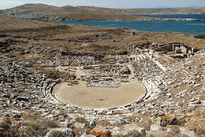 Semi Private Day Sailing Cruise From Mykonos With Option Delos Island