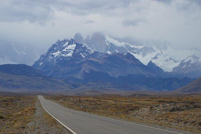 Route to El Chalten