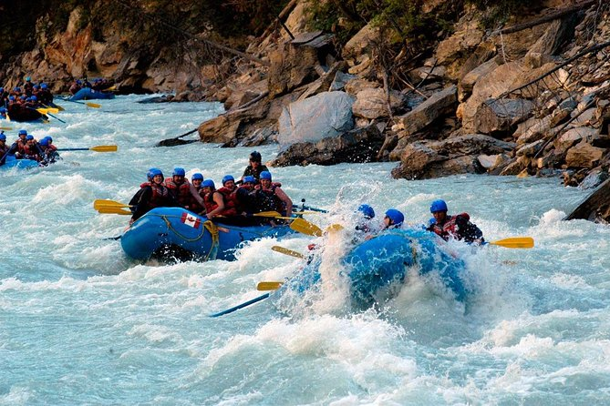 Grand Canyon Water Rafting 2 Day Tour - Transportation Only