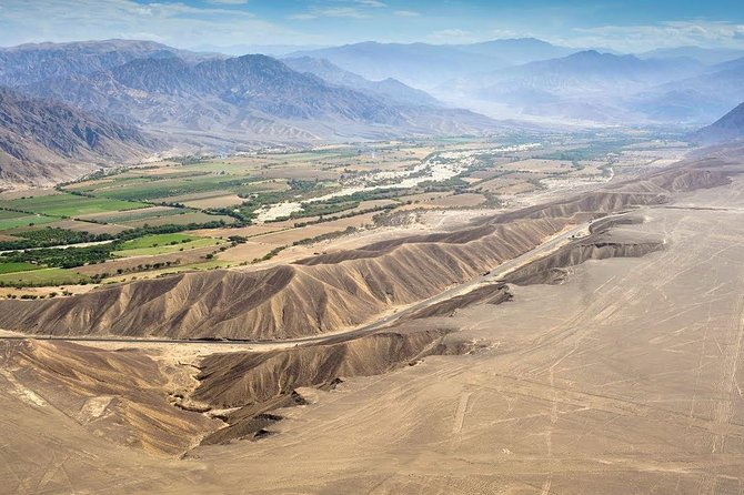 From Lima: Full Day Nazca lines by bus