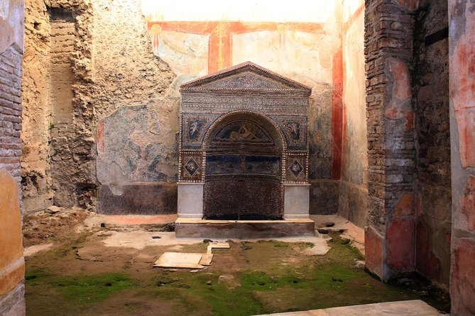 Amalfi Coast & Pompeii in a Day Private Trip w Pickup from Naples Port Terminal