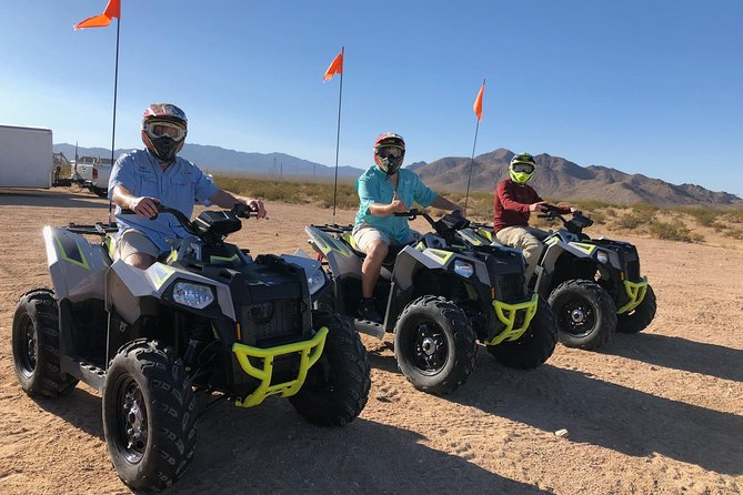 Hidden Valley and Primm Extreme ATV Tour photo 9