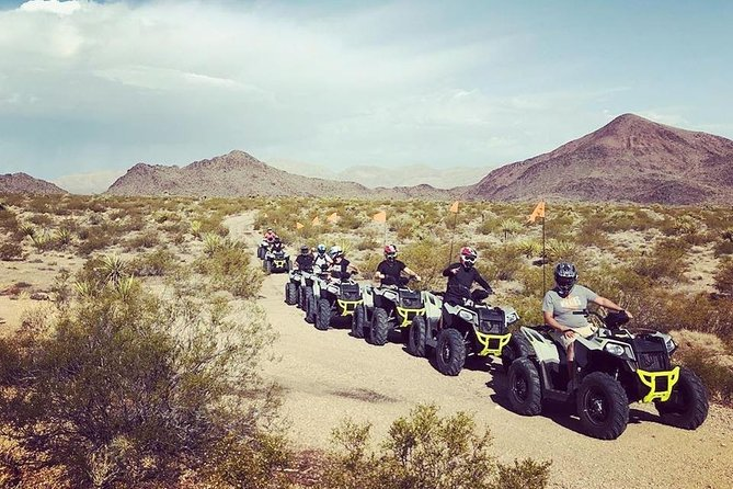 Hidden Valley and Primm Extreme ATV Tour photo 4