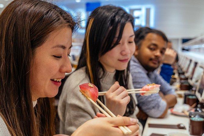 The Flavors of Shibuya Private Tour: Sushi & Sake