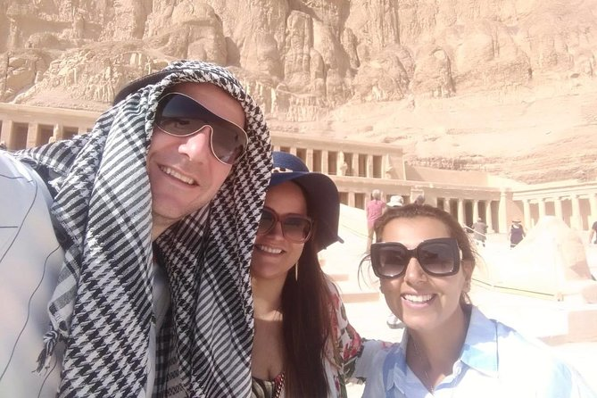 Valley of the Kings & Hatsheput temple day tour from luxor hotels