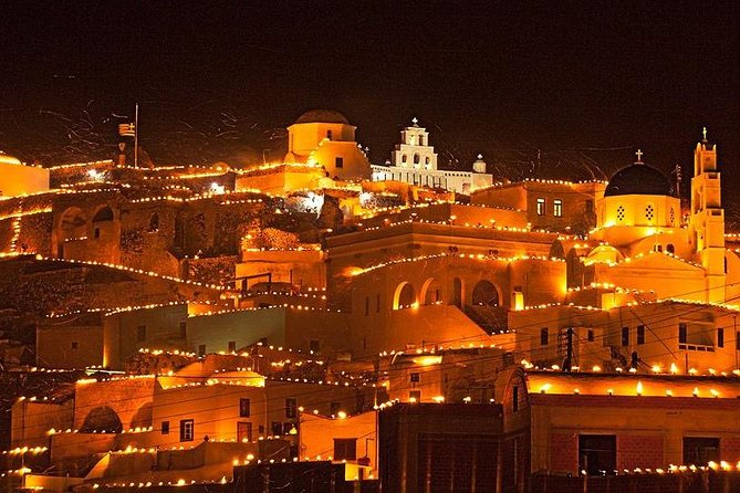 Private excursion Explore the village of Santorini with its medieval castle! photo 8