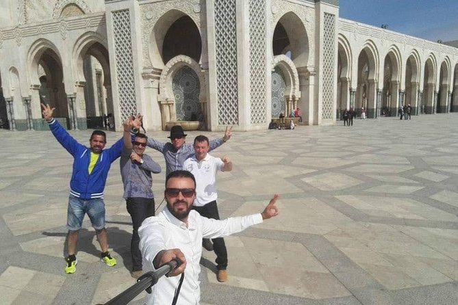 Transfer Private From Casablanca To Tetouan