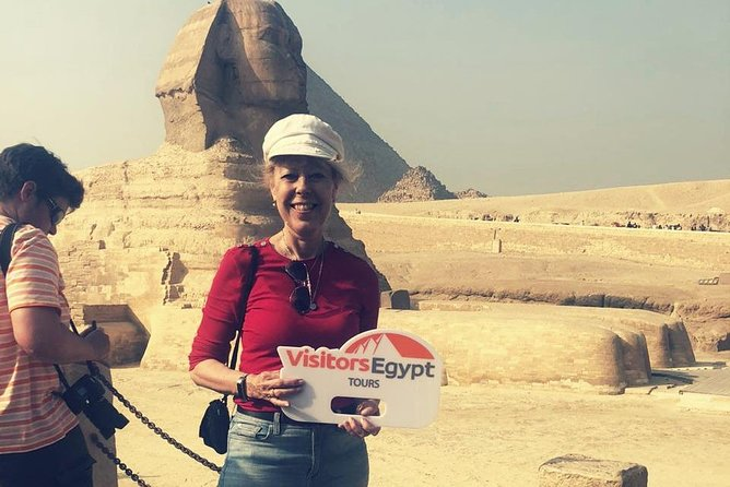 Private Day Tour at the Pyramids & Sphinx