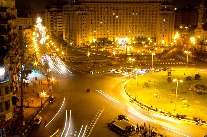 Private Tour at Cairo City by Night