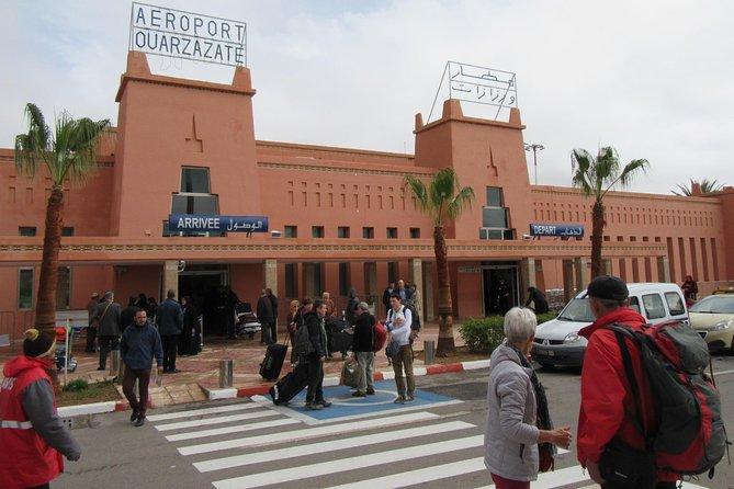 Ouarzazate Airport Transfer