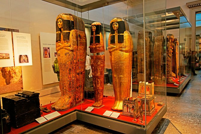 British Museum with Russian speaking guide