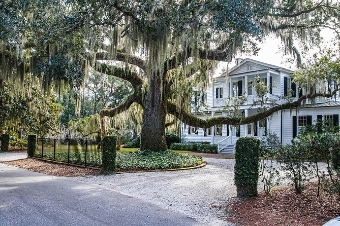 Historic Beaufort City Sightseeing Bus Tour