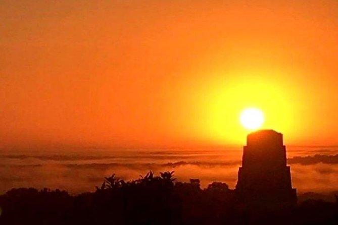 Tikal Sunset Tour