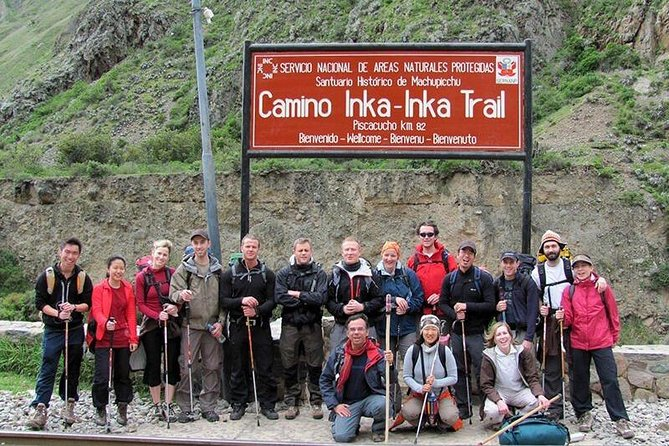 Inca Trail to Machupicchu - INKA TRAIL 4Days / 3Nights