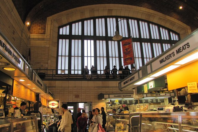 West Side Market Food Tour, Cleveland, OH, ESTADOS UNIDOS