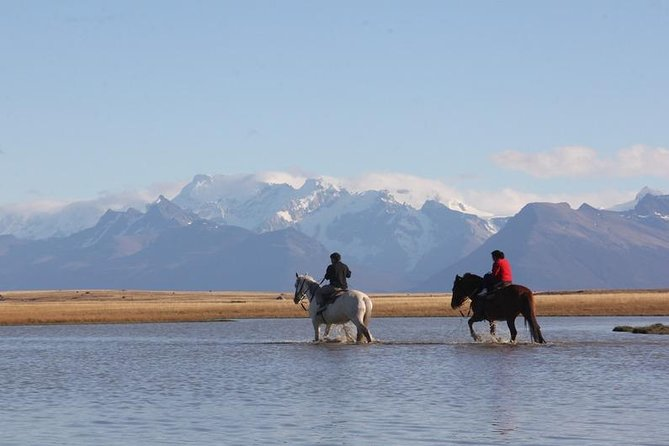 Horseback riding to Cerro Frias with lunch in El Calafate