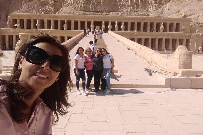 Full-Day Luxor Tour :Valley of the Kings,Temple of Hatshepsut,Karnak,luxorTemple