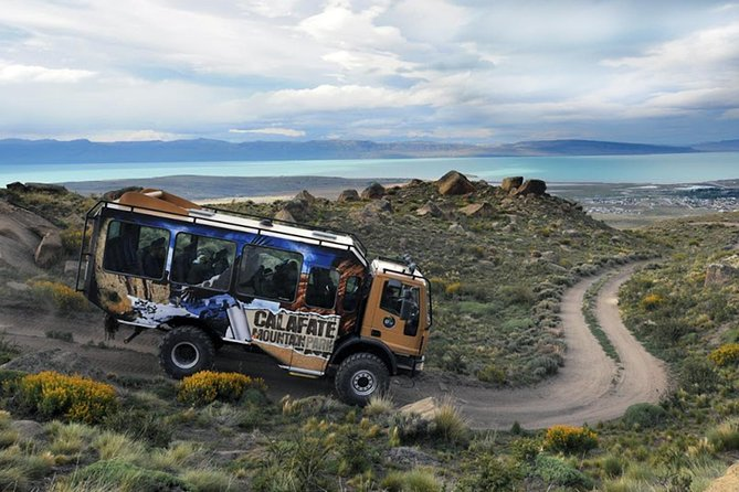 4WD Ride to El Calafate Balcony