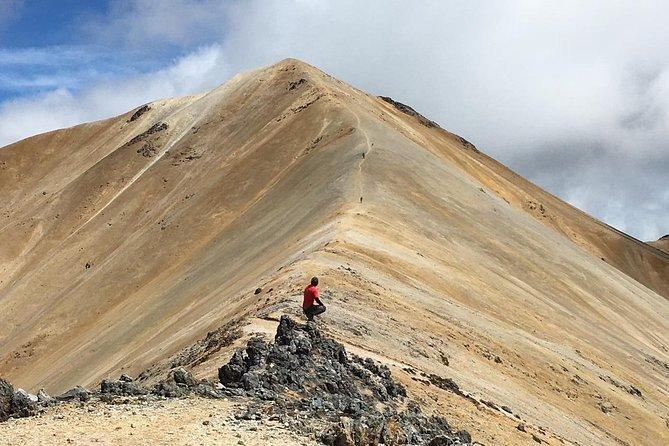 Trekking Paramillo del Quindío 3 days (4750 meters high)
