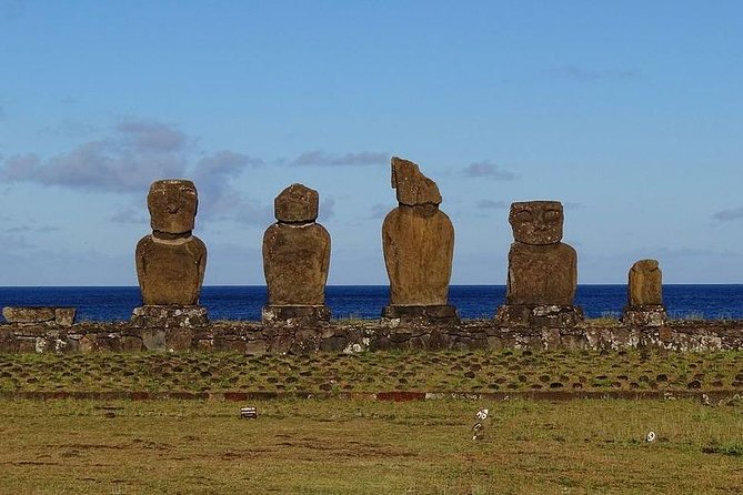 Sunset Excursion to Ahu Tahai in Easter Island photo 1