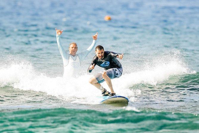 Beginner Group Surf Lesson