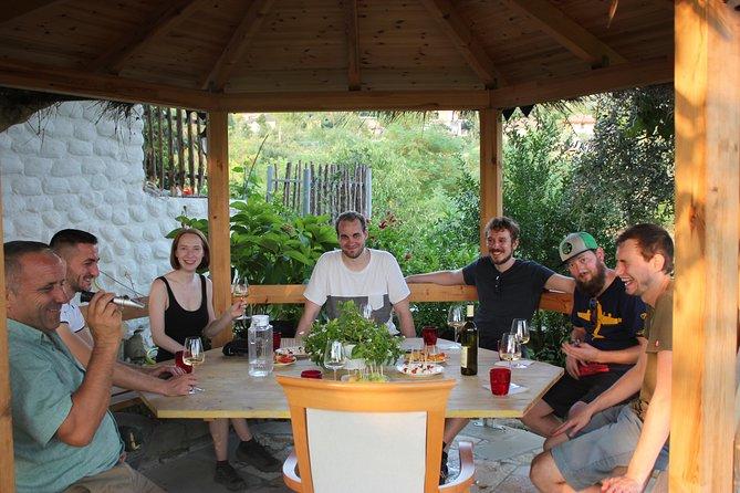 Wine tasting & Food tour in Roshnik village /By Vato.al