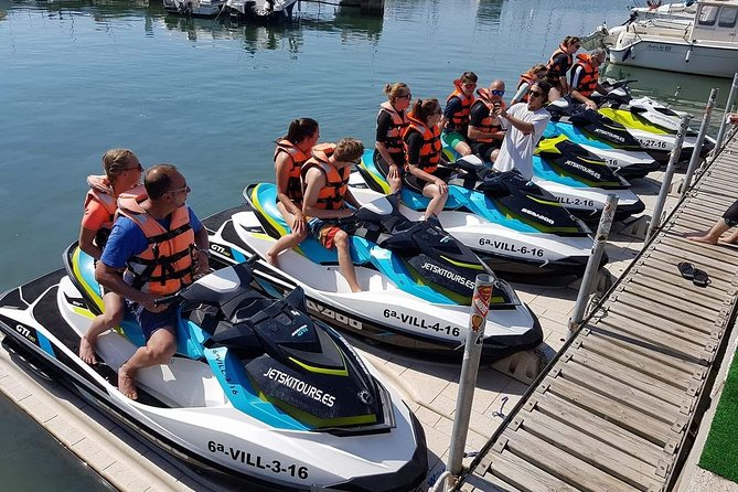 Jet Ski and Jeep Tour - Hermitage