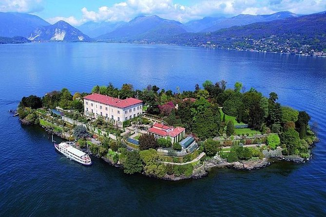 The best tour of the Borromean Isles on Lake Maggiore