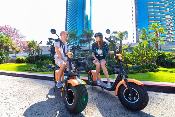 GPS Guided Coronado Electric Scooter Tour